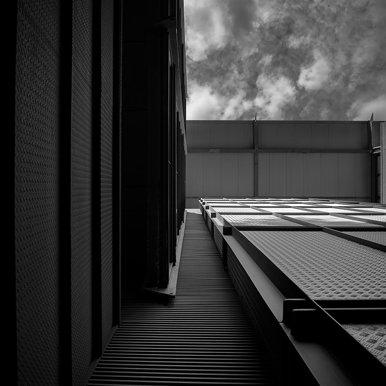 Photograph Lines by Sarah Martinet on 500px