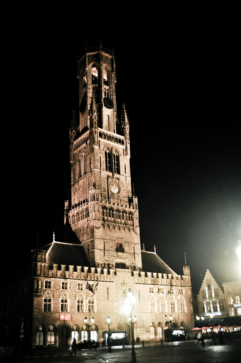 Photograph Bruges - Clock Tower by Firoz  Bharucha on 500px