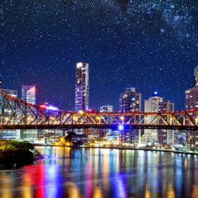 Brisbane Story Bridge by Drew Hopper (DrewHopper)) on 500px.com