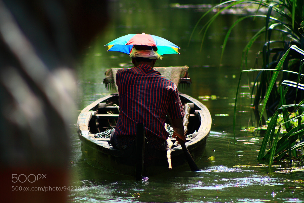 Photograph Life on water by Pranab Ghosh on 500px