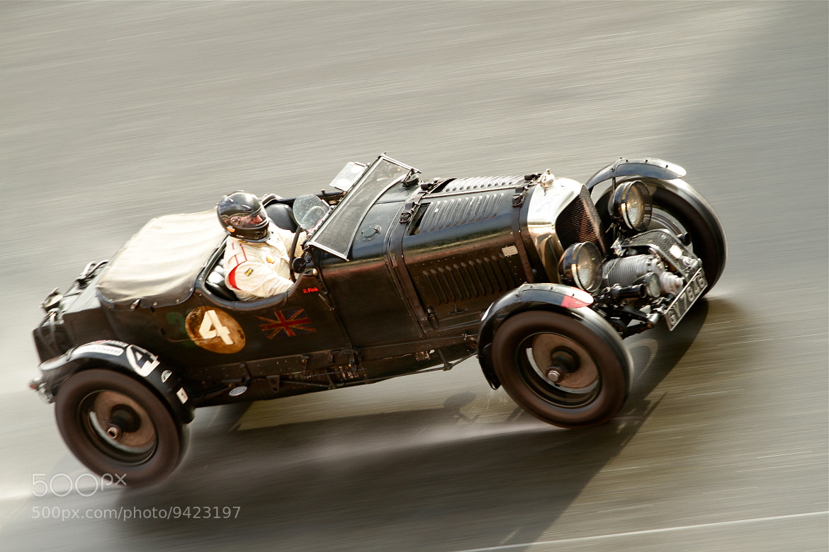 Photograph Bentley Boy by Pedro Dermaux on 500px