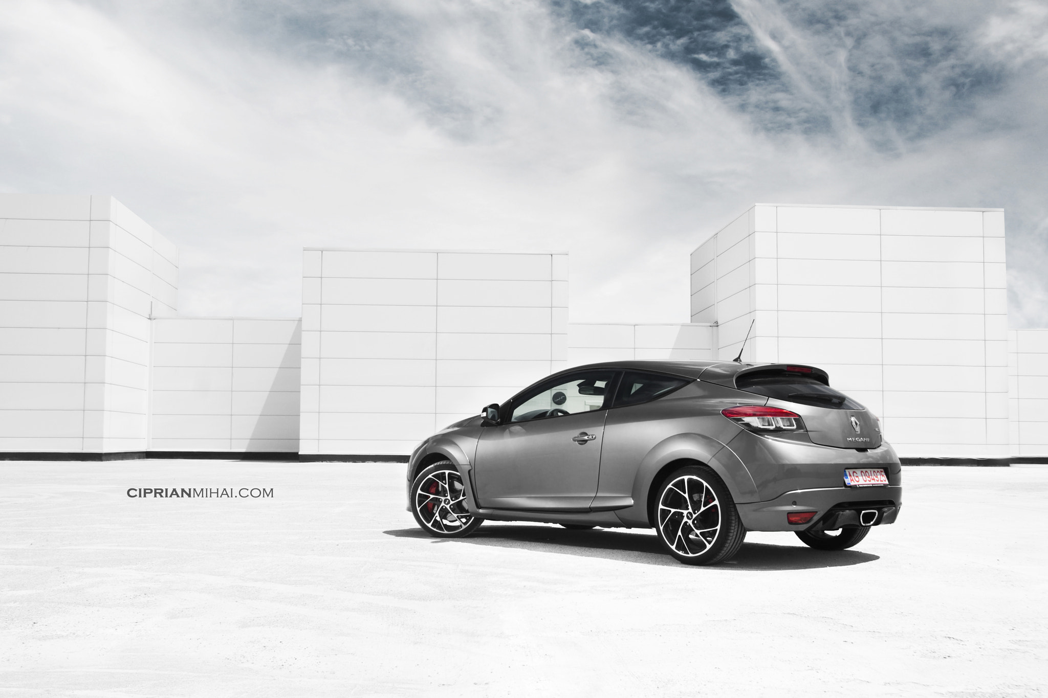 Photograph Renault Megane RS by Ciprian Mihai on 500px