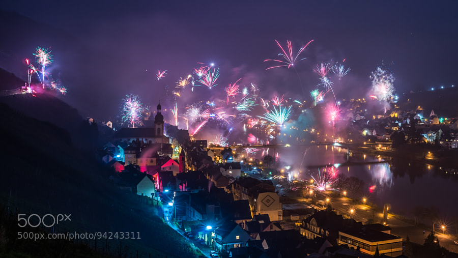 Photograph Silvester in Zell by Björn Stürmer on 500px