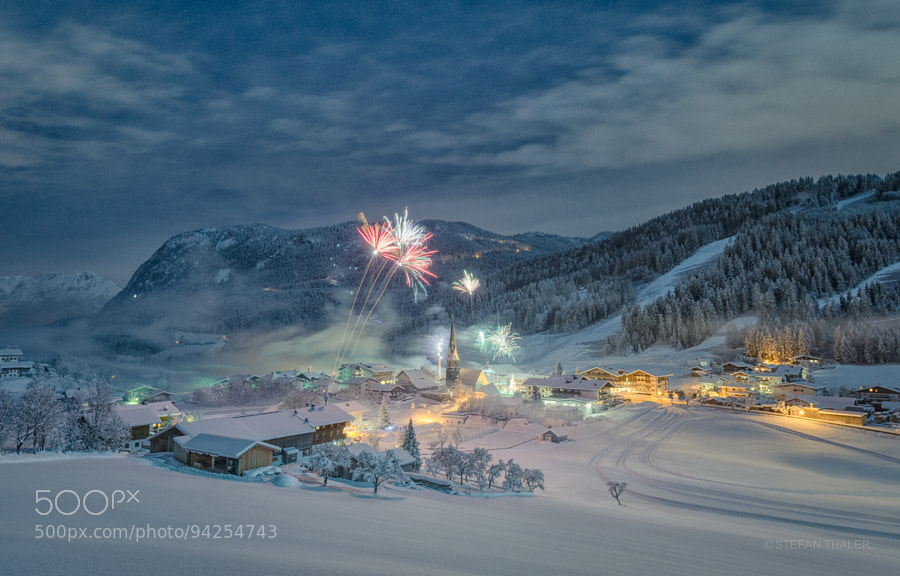 Photograph Welcome_2015 by Stefan Thaler on 500px