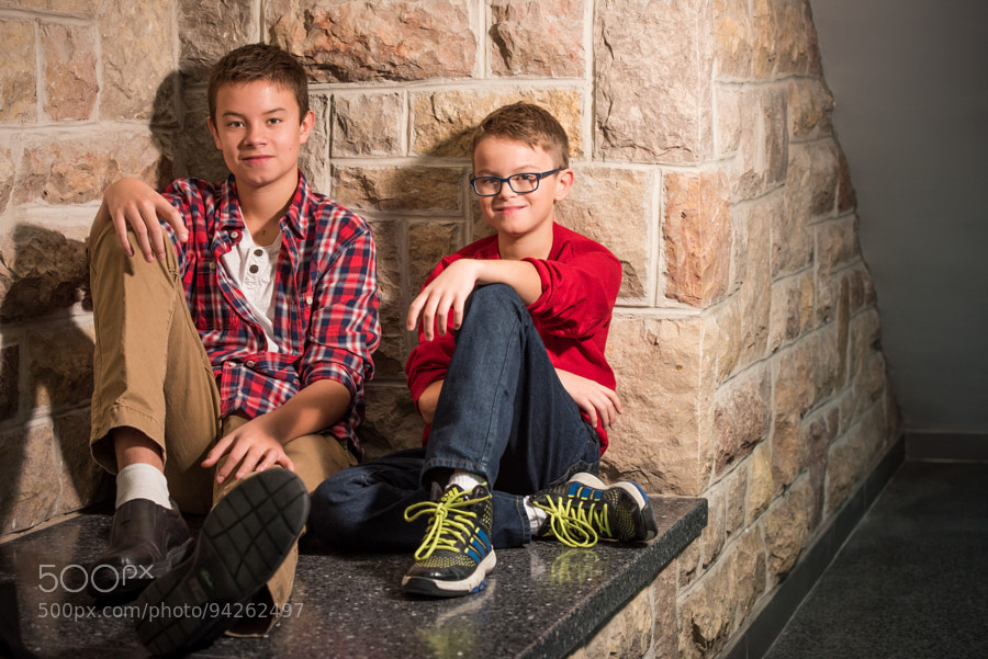 Photograph December Family Session 3 by Jay Scott on 500px