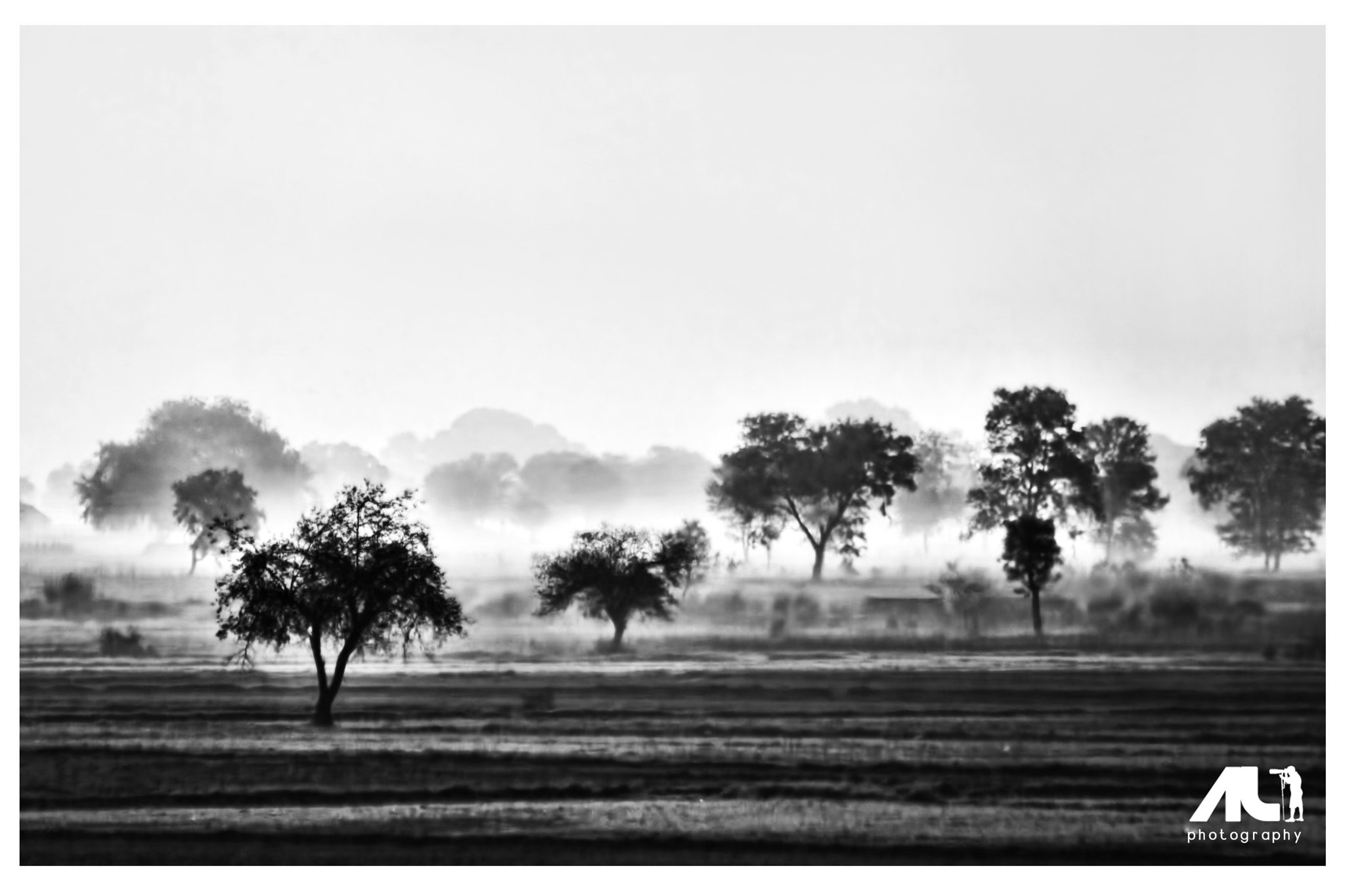 Photograph Fading in the mist by Ankit Lamba on 500px