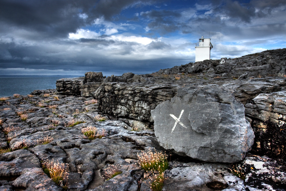 Photograph The White Cross by Sebastien Papon on 500px