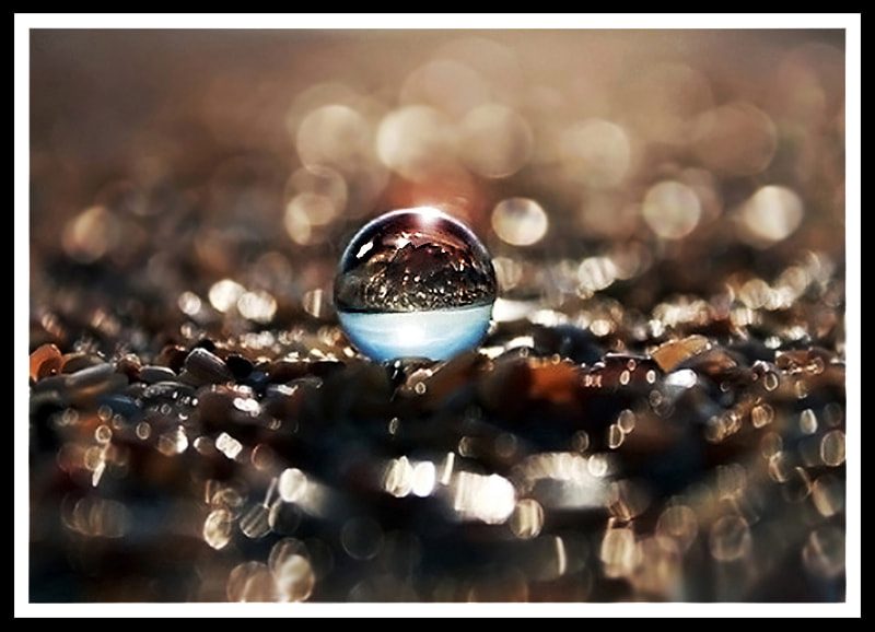 Photograph And in drop the world tarned over.... by Ирина Никитина on 500px