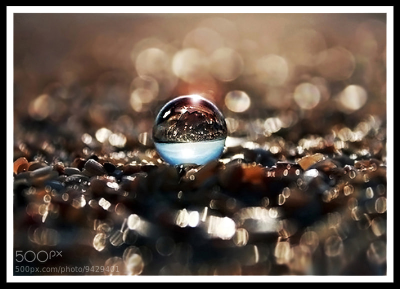 Photograph And in drop the world tarned over.... by Ирина Ганичева on 500px