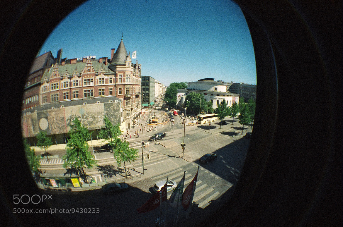 Photograph Fisheye #02 by Alicia Be on 500px