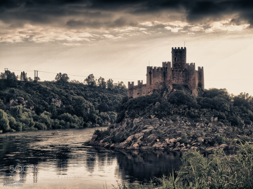 Photograph Almourol by Paulo Mesquita on 500px