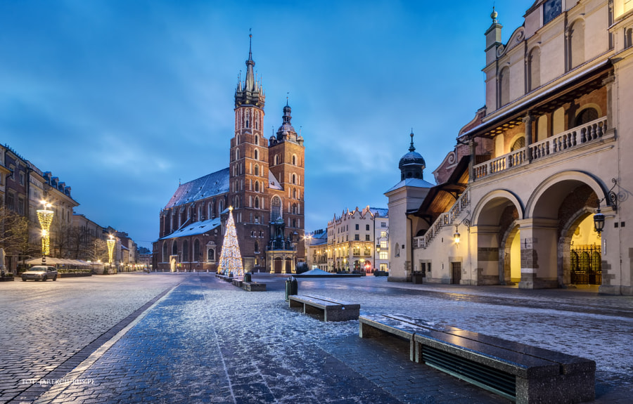 Cracow Market Square