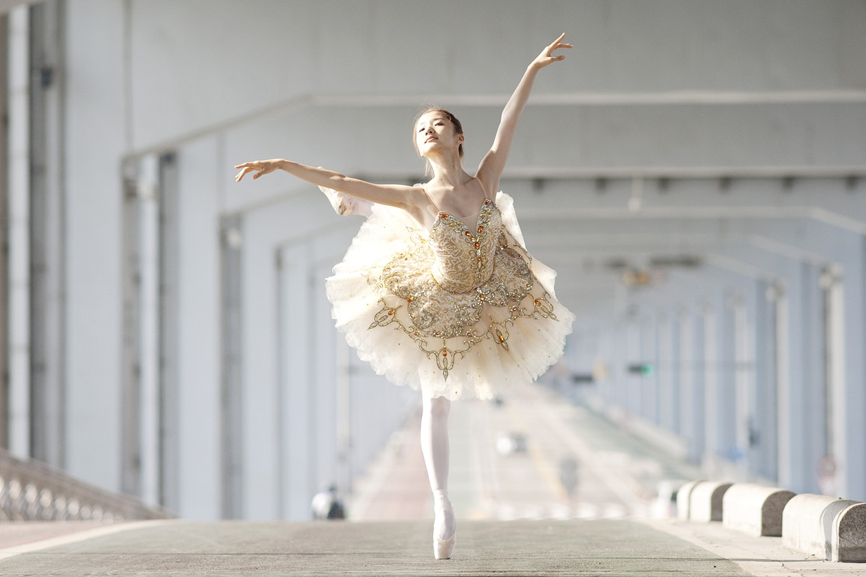 Photograph Ballerina on the street_20 by YoungGeun Kim on 500px