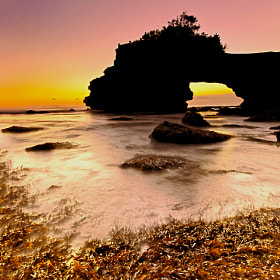 Karang  Bolong by abdul azis (aispro)) on 500px.com