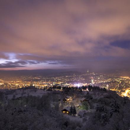 Sarajevo from Trebevic