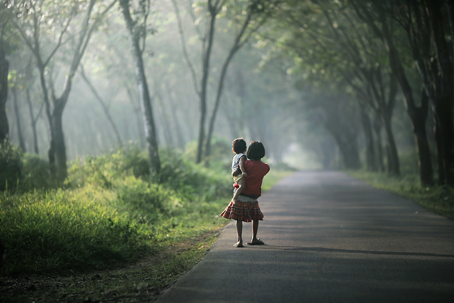 Photograph orphans by asit  on 500px