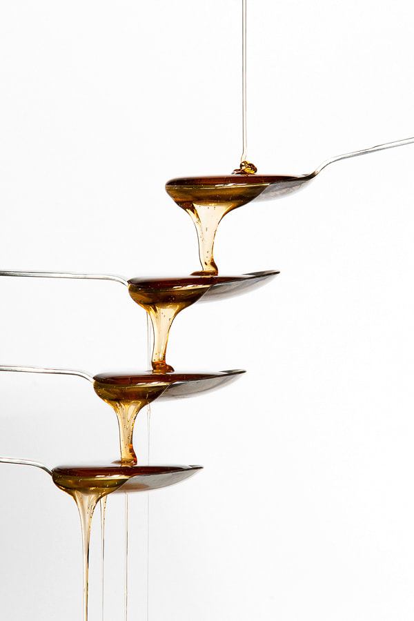 Photograph honey spoons by Martin Bauer on 500px