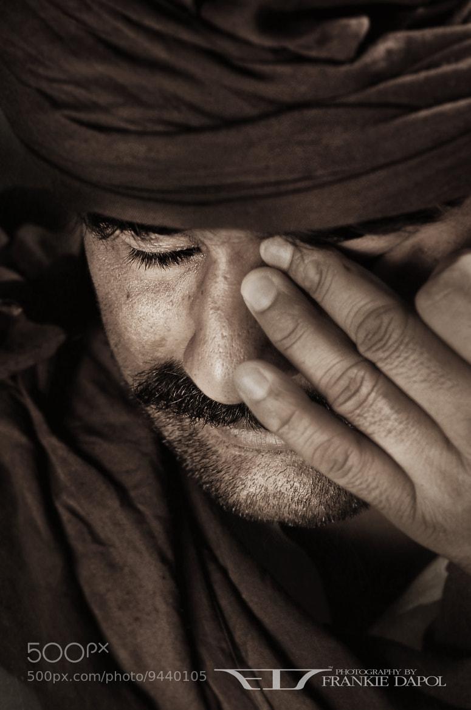Photograph Sorrow  by Frankie Dapol on 500px
