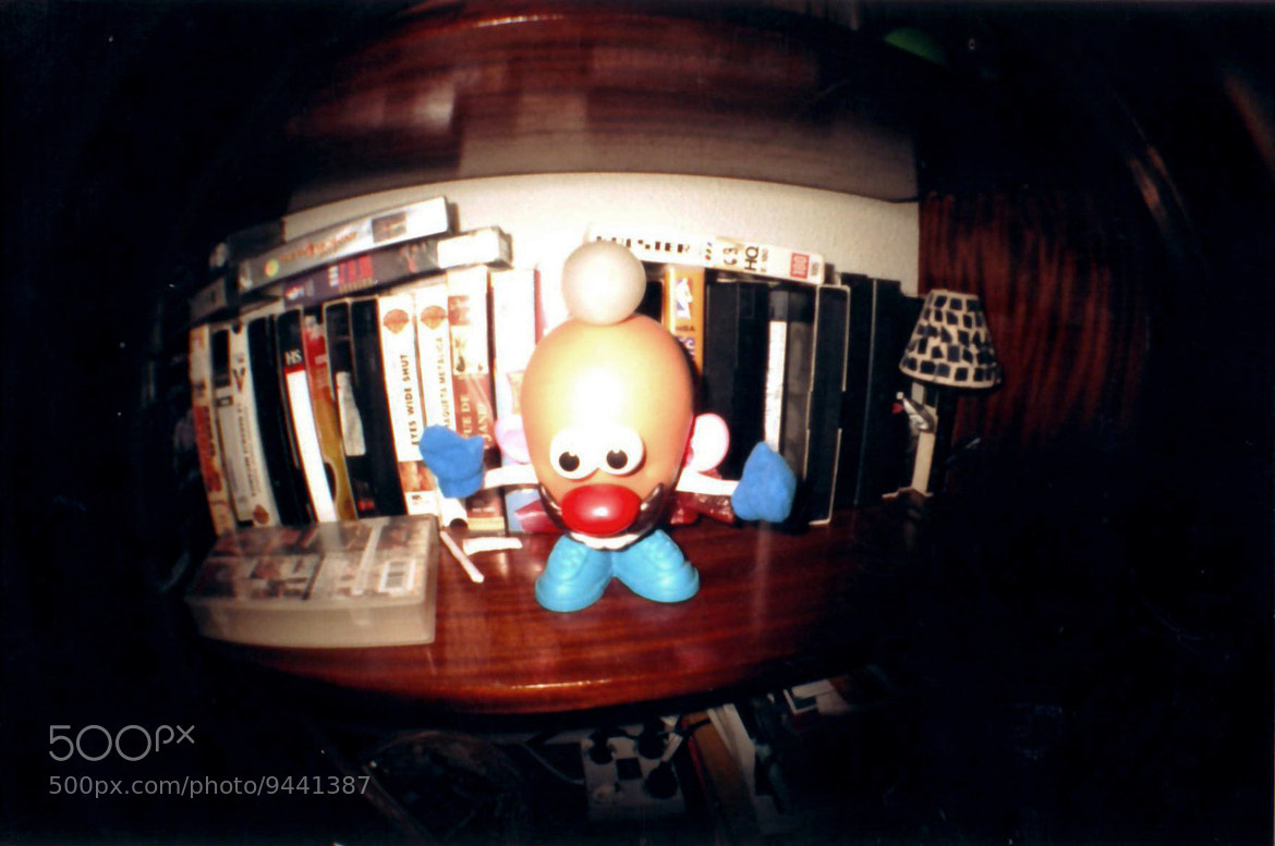 Photograph Fisheye #06 by Alicia Be on 500px