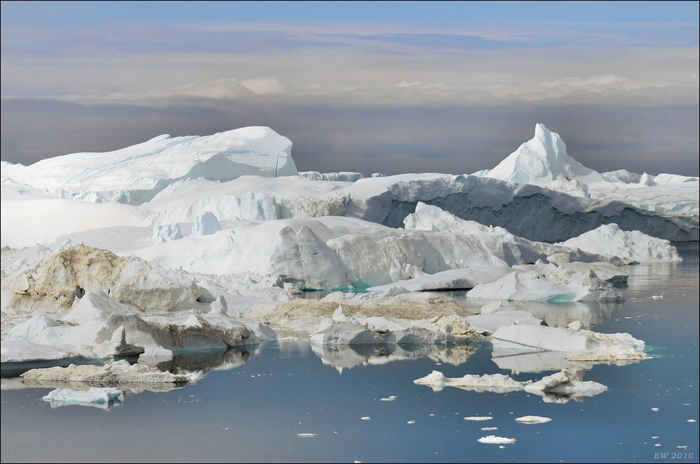 Photograph Ilulissat Icefjord by Elmar Weiss on 500px