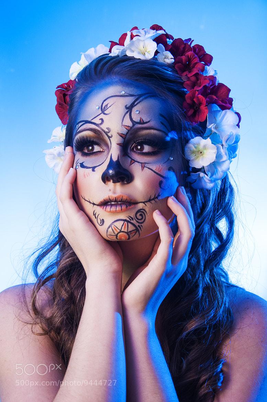 Photograph Sugar Skull by Richard Johnson on 500px