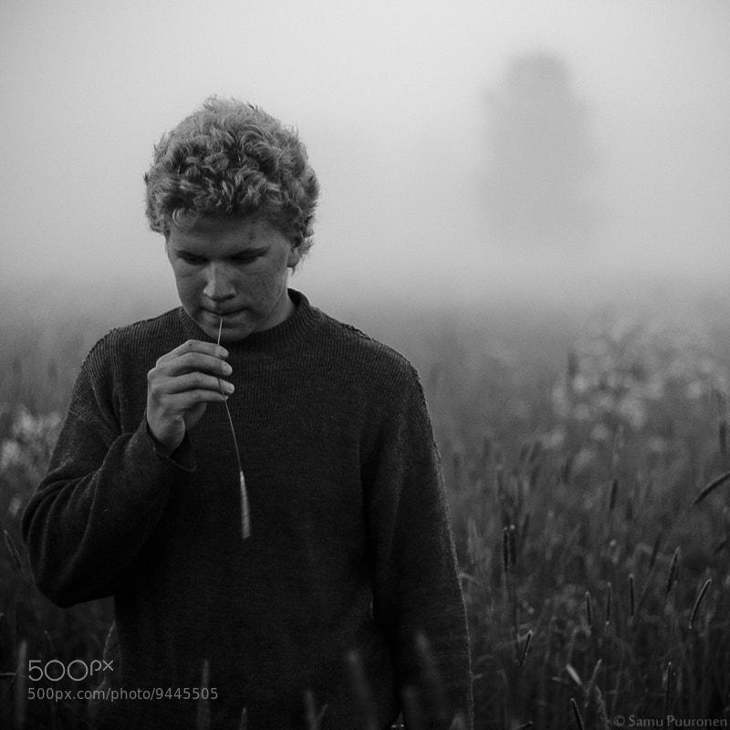 Photograph Field - Nightfall by Samu Puuronen on 500px