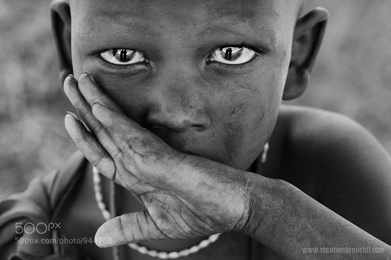 Photograph Speak no evil by Stephan Brauchli on 500px