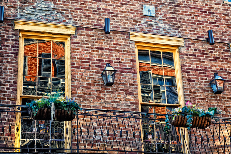 French Quarters in New Orleans