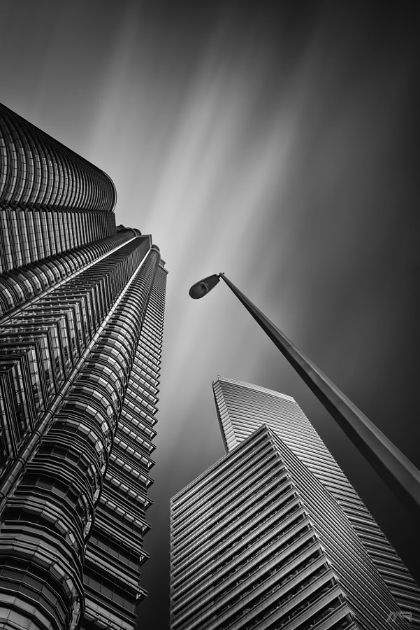 Photograph The Lightscraper by M. Rafiee on 500px