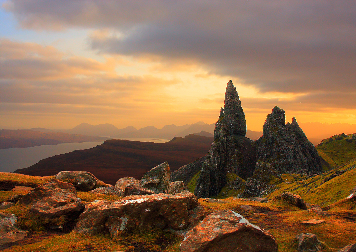 Photograph Old Man O Storr by Mark Murdie on 500px