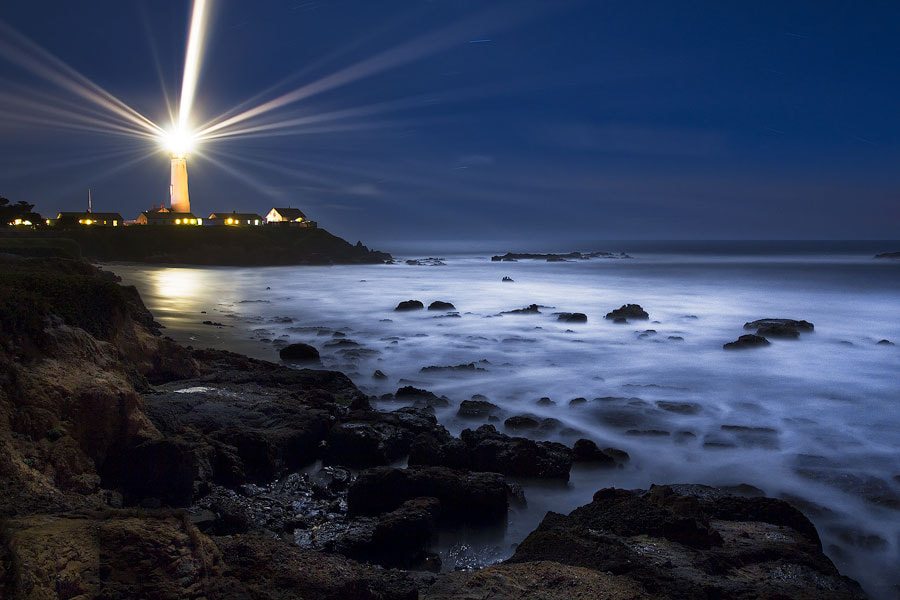 Photograph Pigeon Point by Steven Davis on 500px