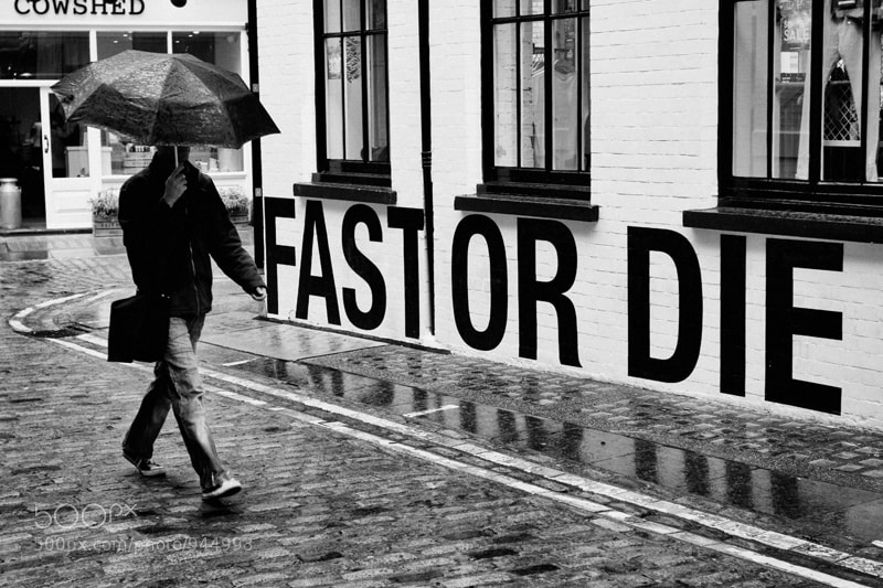 Photograph Fast or Die by Dmitry Stepanenko on 500px