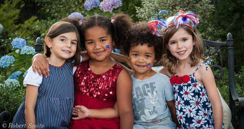 Photograph 4th of July Kids by Robert Smits on 500px