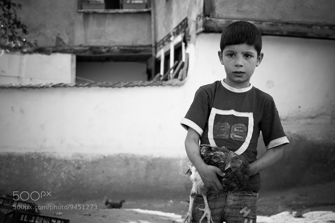 Photograph Innocence - Ankara Kalesi - Ankara Castle by Aytunc on 500px