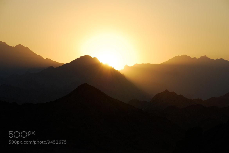 Photograph Sunset on Sinai 1 by Ben Donovan on 500px