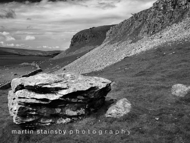 Photograph Approaching Norber Erratics by Martin Stainsby on 500px