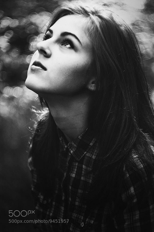 Photograph Lera by Vika Ezhevika on 500px