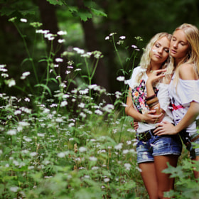 in the forest... by Anastasia Ladyagina (Ladyagina_Nastya)) on 500px.com