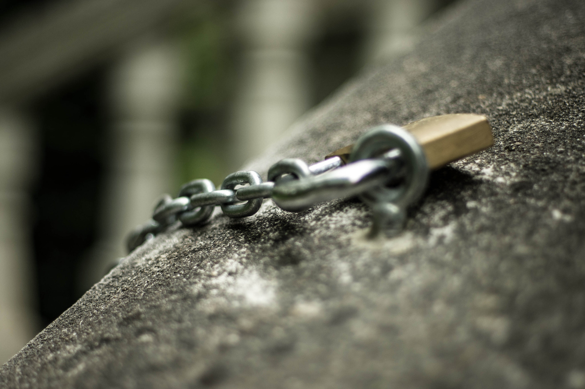 Photograph Scape from the chains by Endika Montejo on 500px
