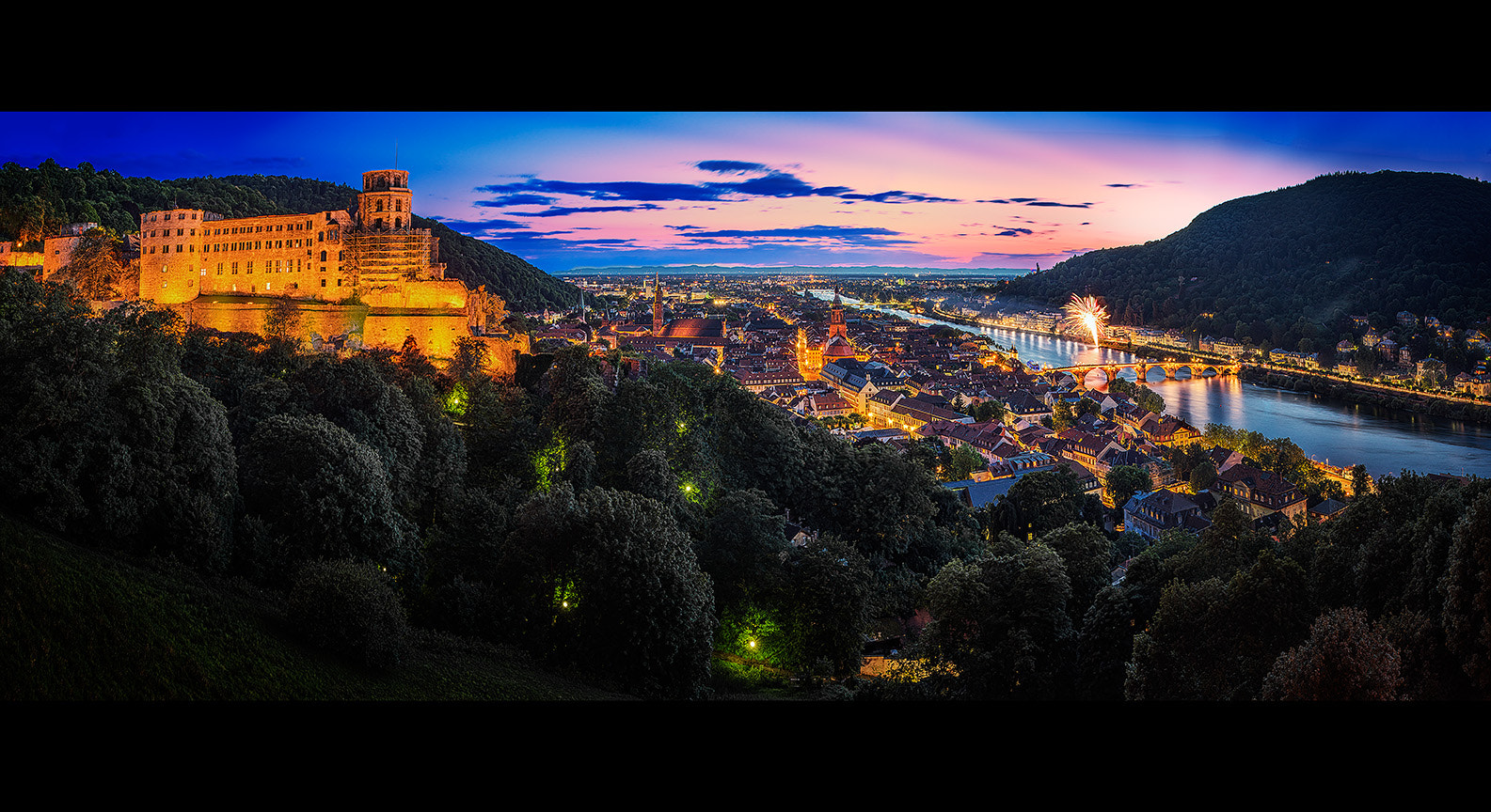 Photograph Glorious Heidelberg by Armin Barth on 500px