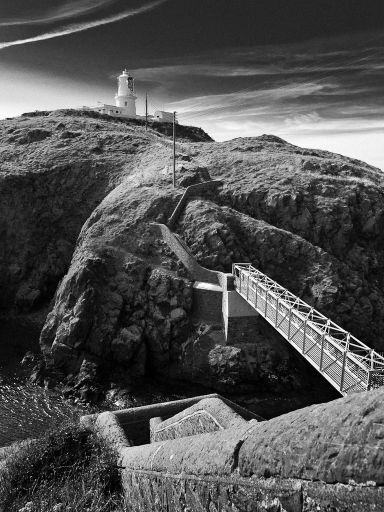 Photograph Lighthouse Pathways by Keith Muir on 500px