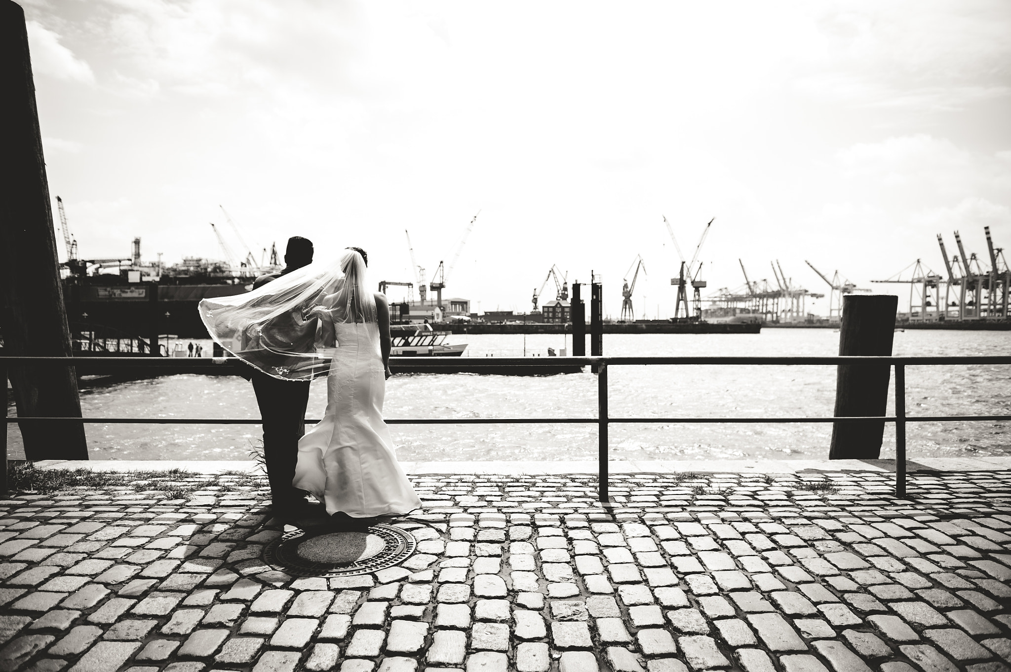 Photograph Wedding in Harbour III by Stefan Heinemann on 500px