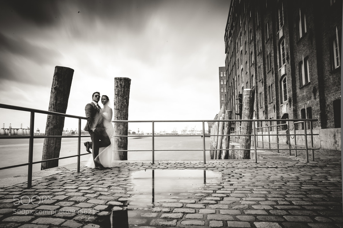 Photograph Wedding in Harbour I by Stefan Heinemann on 500px