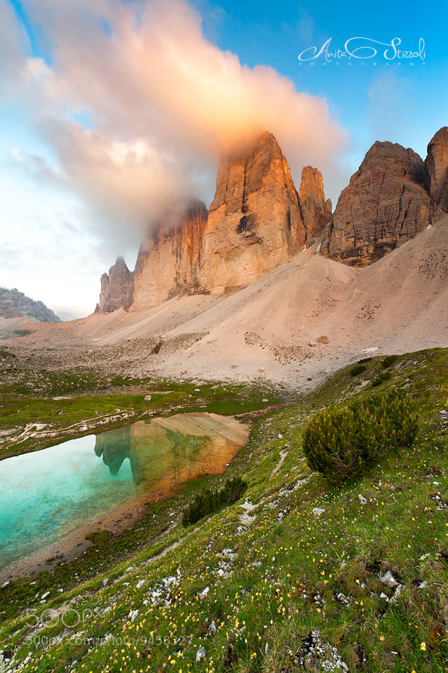 Photograph Tre Cime di Lavaredo by Anita Stizzoli on 500px