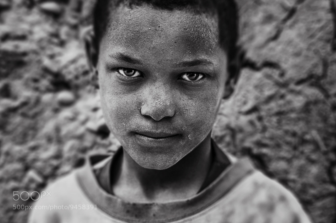 Photograph Through his eyes by Youness Hamiddine on 500px
