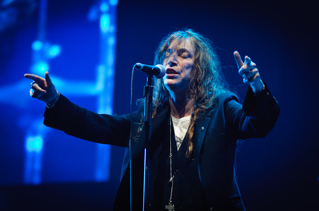 Photograph Patti Smith by Olivier César on 500px