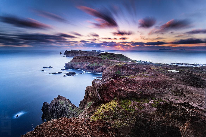 Sunrise @ Caniçal - Madeira