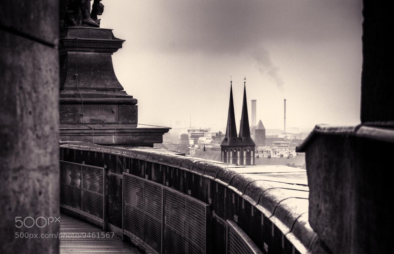 Photograph Industrial Berlin by Jan Engelmann on 500px