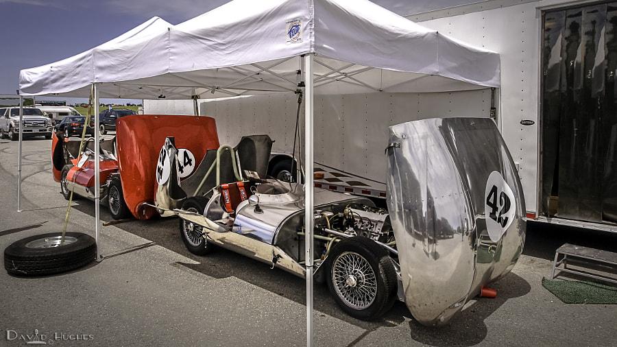 Lotus XI Vintage Racers - 2104 VARAC