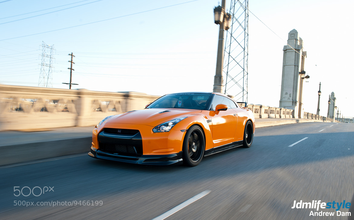 Photograph R35 Rolling Shot #2 by Andrew Dam on 500px